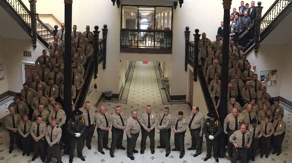 BCSO Swearing In 12322016