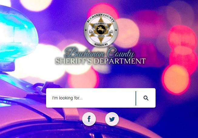 Sheriff-website