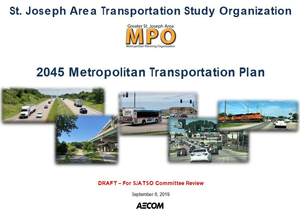 2045 Metropolitan Transportation Plan Image